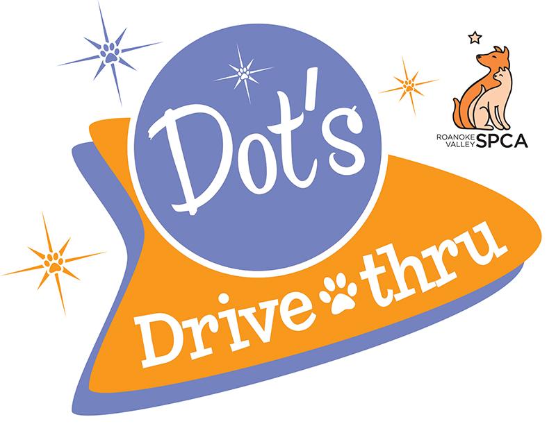 Dots Drive-Thru Logo