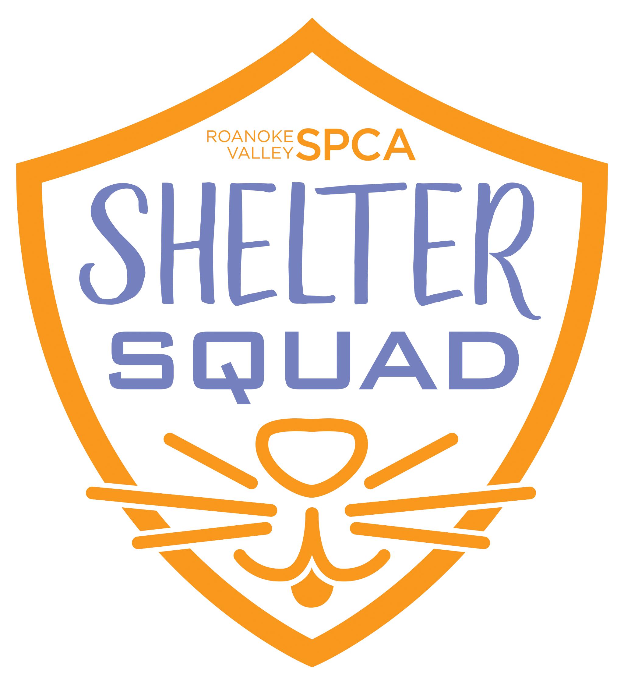 Shelter Squad logo